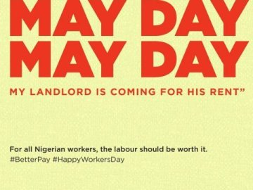 Workers' Day 2, BBDO, BBDO West Africa, Print, 2019